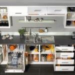 Как решить проблему недостатка места на кухне?